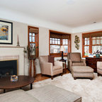 Great Room Traditional Living Room Minneapolis By