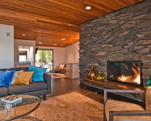 Unusual Fireplace Home Design Ideas Pictures Remodel And