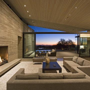 Desert Wing interior