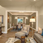 Living Room Transitional Living Room Chicago By