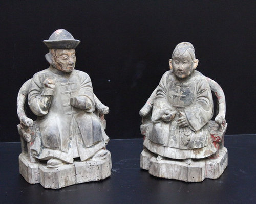 Chinese God Statues Home Design Ideas, Pictures, Remodel and Decor