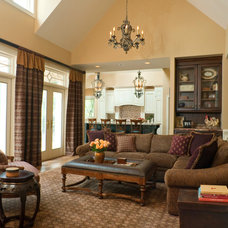 Traditional Living Room by Work In Progress, Inc.