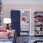 Martis Camp Getaway Contemporary Living Room San