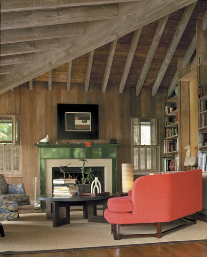 Rustic Living Room by Philpotts Interiors