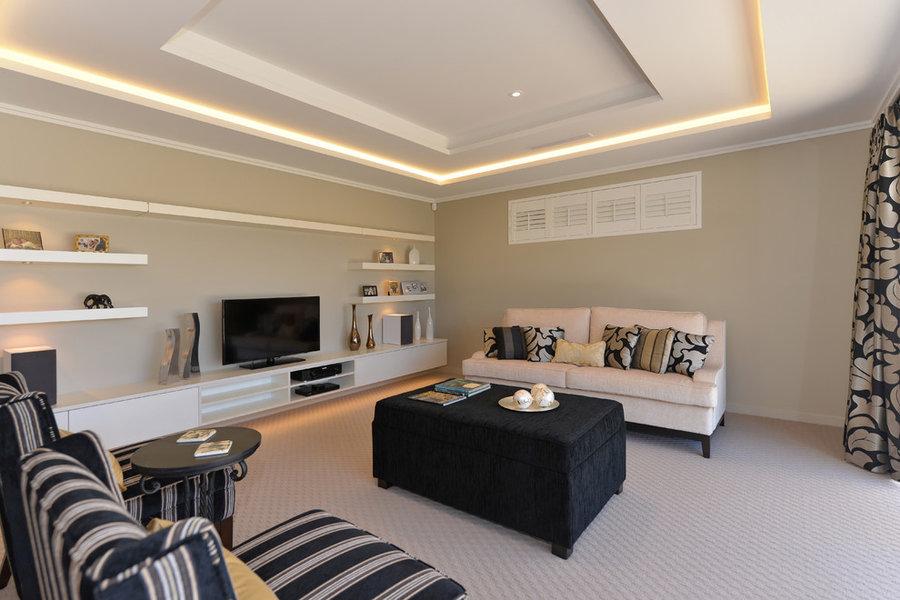 Designer show home