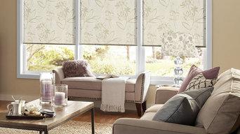 Designer Signature Light Filtering Fabric Roller Shades