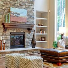 Tesuque Fireplace Mantels