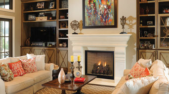 Devonshire - Traditional Fireplace Design Collection by Astria