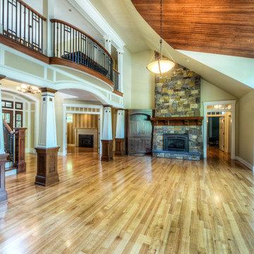 Dewitt Renovation - Great Room