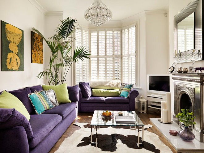 Victorian Living Room by My Bespoke Room Ltd