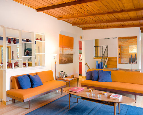 Split Complementary Colors In A Room