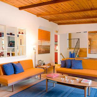 DIAZ - Residence 1954 Split Level Addition and Renovation