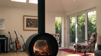 Dik Geurts Odin Wood-burning Stove in Blairgowrie