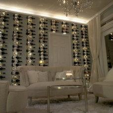 Contemporary Living Room by JDS DESIGNS