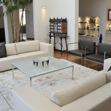 Contemporary Living Room by HABITALY by marcopolo