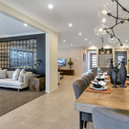 Living Room Contemporary Living Room Melbourne By