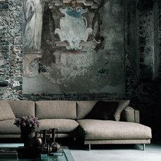 Modern Living Room Divani_Sectional