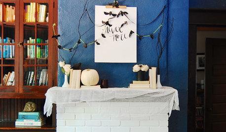 Fai da Te: Decorazioni per un Halloween Spaventosissimo