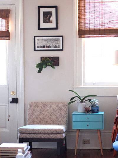 Tropical Living Room by Kayla Stark
