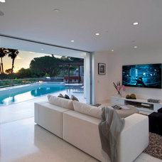 Modern Living Room by Bowery Design Group