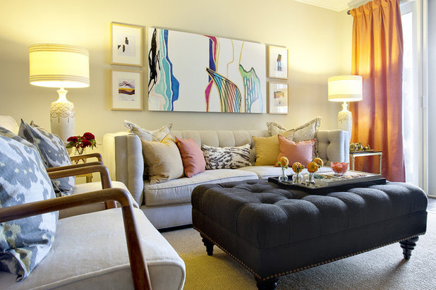 Contemporary Living Room by For People design