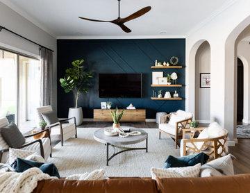 Domingo Road Great Room Project