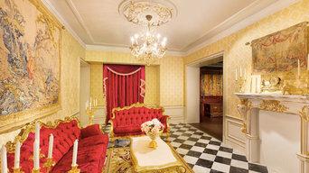 Domus Aurea Showroom