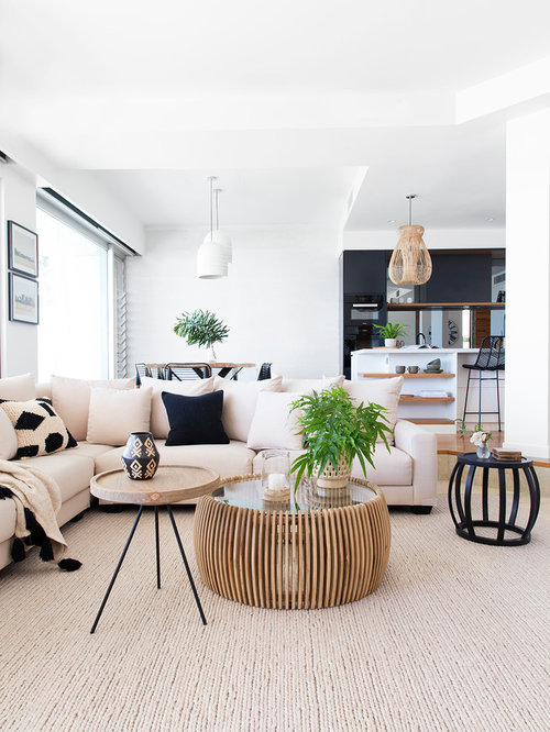 houzz living room furniture. Delighful Houzz This Is An Example Of A Beach Style Living Room In Gold Coast  Tweed With Throughout Houzz Living Room Furniture 3