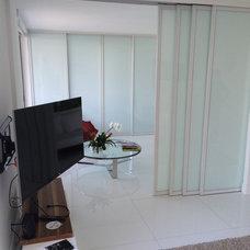 Contemporary Living Room by Metro Door Aventura / Metro Door Brickell