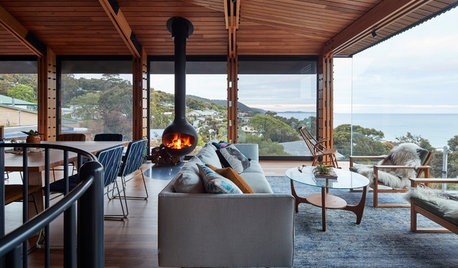 Houzz Tour: A Glass Extension With Spectacular Views