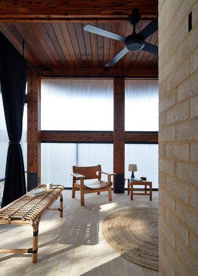 Wohnbereich by Austin Maynard Architects