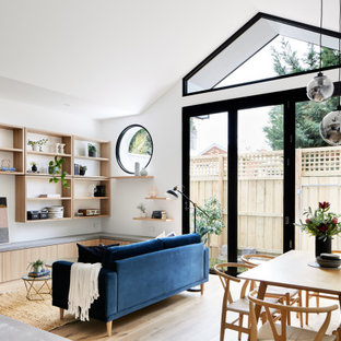 Dot's House: Living and Dining Area