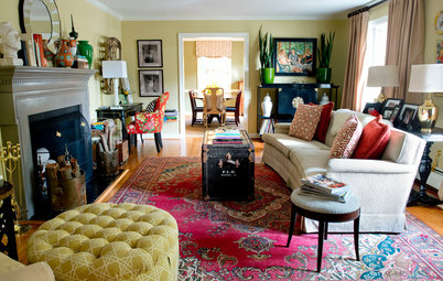 Houzz Tour: A Family Home Comes Together, One Piece at a Time