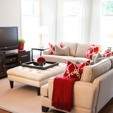 Living Room by Lux Decor