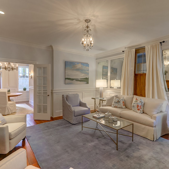 Downtown Charleston Staging