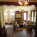 Popular Sofa Styles Transitional Living Room Los