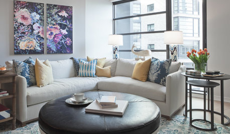 Room of the Day: Multifunctional Living Room With Hidden Secrets