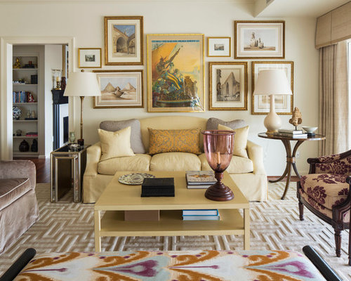 Wall grouping home design ideas pictures remodel and decor for Picture arrangements for large walls