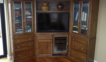 Downtown Minneapolis A/V cabinetry