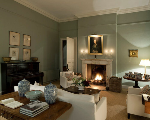 Farrow And Ball Blue Gray Houzz