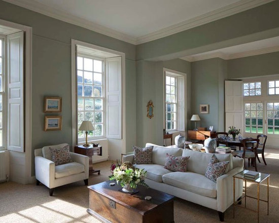 oval room blue farrow and ball living room design ideas, remodels