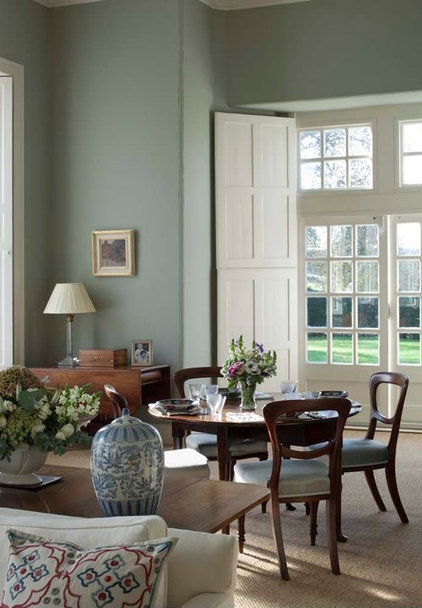 Colour celebrating the perennial appeal of duck egg blue - Grey and duck egg blue living room ideas ...