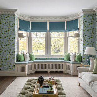 Drawing Room with bespoke joinery