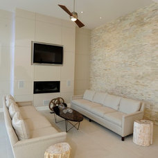Contemporary Living Room by Bridlewood Homes