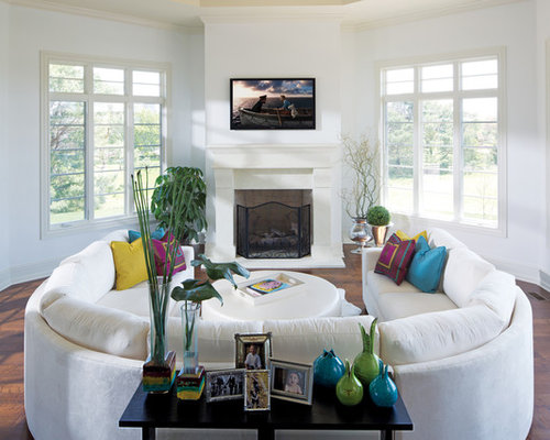 Best U-Shaped Sectional Design Ideas & Remodel Pictures | Houzz