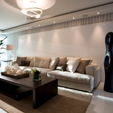 Contemporary Living Room by Artefacto USA