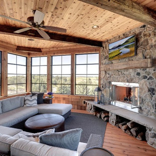 Dream Home Three Season Porch