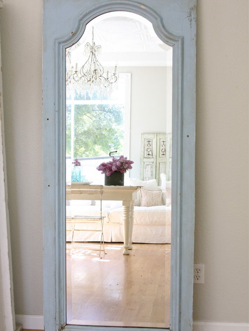 Mirrored Faux French Door Home Design Ideas Pictures