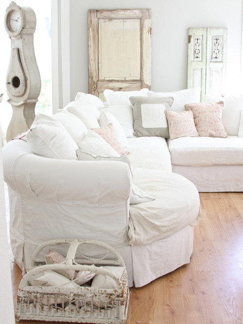 Shabby Chic Living Ideas, Pictures, Remodel And Decor