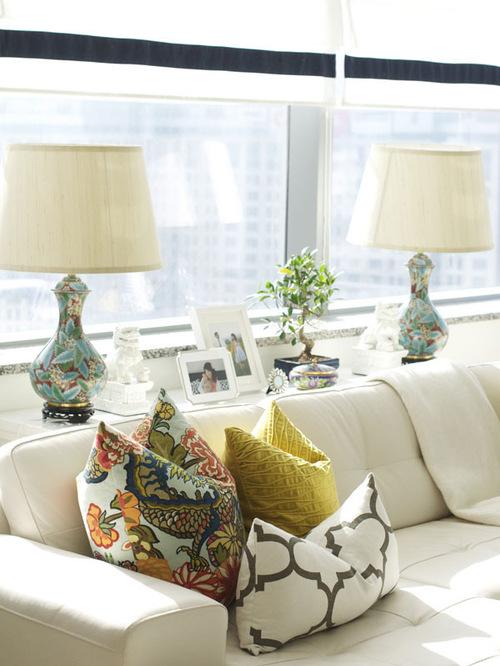 sofa table lamp houzz